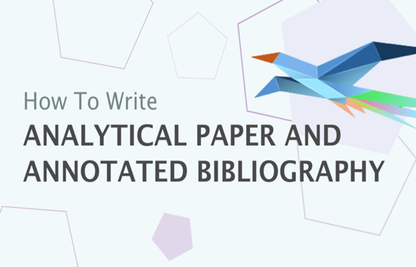 Analytical paper