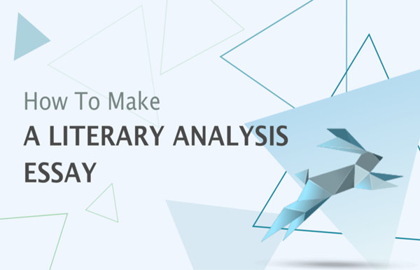 literary analysis essay代寫