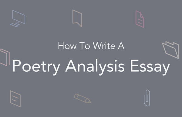 Poetry Analysis Report代写