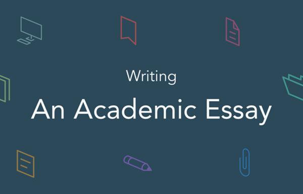 学术性essay写作