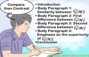 compare and contrast essay2