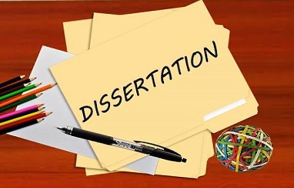 dissertation代写