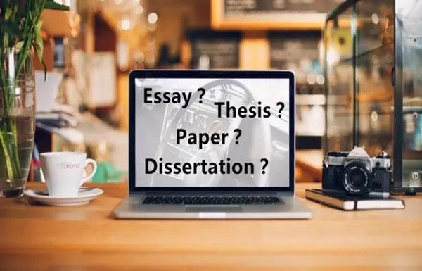 essay、paper dissertation