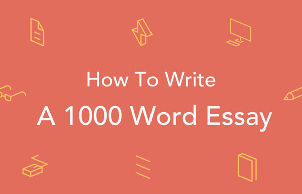如何写好1000字ESSAY