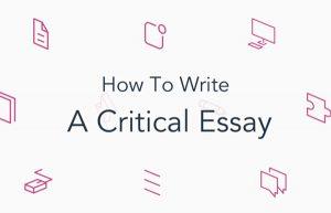 如何写好批判类essay?